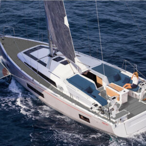 Polsterstoff für Yachten, Boote