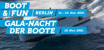 Boot & Fun Berlin 2021